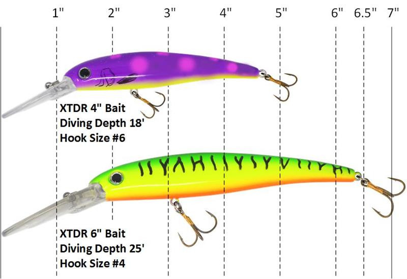 XTackle 2019 Deep Diving Crankbait