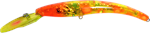 Reef Runner 324 Bare Naked Yellow/ Orange Dots