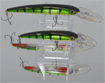 "XTackle XTDR6-SP64 6"" Wicked Perch Deep Diving Crankbait"