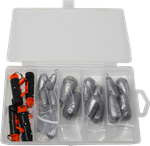 XTackle Trolling  Weight Kit (Bonus 2 free 4oz weights)