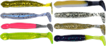 "Big Bite Baits Paddle Tail 1.75"",  2.5"" & 3.25"""