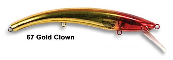 Reef Runner Deep Diver 1 Gold Clown 800 Series