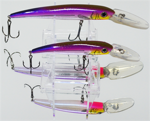XTackle Deep Diving Crankbait Iridescent