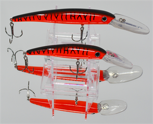 XTackle Deep Diving Crankbait Wild Fire