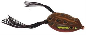 Spro Bronzeye Frog Jr. (Natural Red)