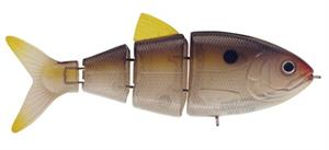 "SPRO BBZ-1 4"" Shad Swim Bait (Natural Shad) Floating"