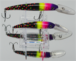 "XTackle XTDR6-29 6"" Lite Brite Deep Diving Crankbait"