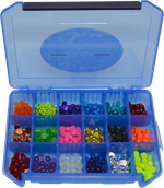 8mm Spin-Bead-kit