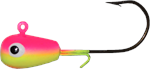 Big Bite Baits Pill Jig, Pink/Yellow
