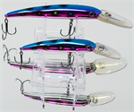 "XTackle XTDR6-SP01 6"" Easter Egg Deep Diving Crankbait"